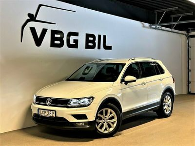 begagnad VW Tiguan 1.4 TSI 4Motion DSG Executive Eu6 2696mil*