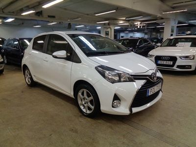 brugt Toyota Yaris 1.33 Dual VVT-i Euro 6 99hk