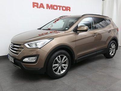 begagnad Hyundai Santa Fe 2,2 CRDi 200HK Business AWD -14