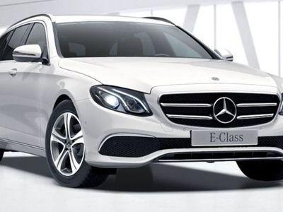 brugt Mercedes 200 E-Klassd Fleet DEMO, Drag, Värmare