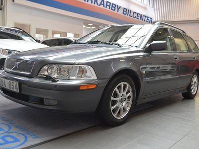 begagnad Volvo V40 2.0T 163hk Classic / Krok