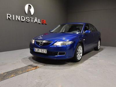 begagnad Mazda 6 6Sport 2.3 MZR AUT P-VÄRM 2006, Halvkombi 44 900 kr