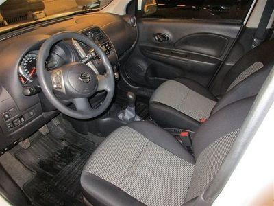 begagnad Nissan Micra 1,2 5d
