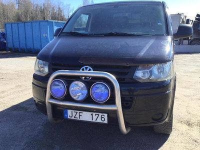 begagnad VW Transporter T5 2.0 TDI 4MOTION (180hk)
