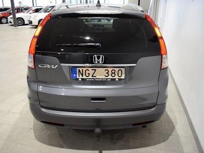 begagnad Honda CR-V 2,2 i-DTEC Exe Advanced Navi//Drag//Värmare