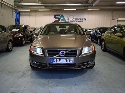 begagnad Volvo S80 2.5T Geartronic Summum 200hk