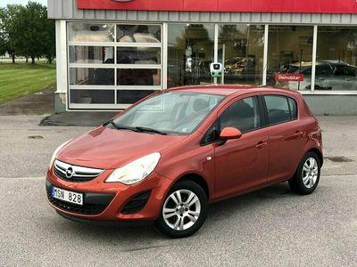 begagnad Opel Corsa 5-dörrar 1.2 ecoFLEX 85hk/Lågmil