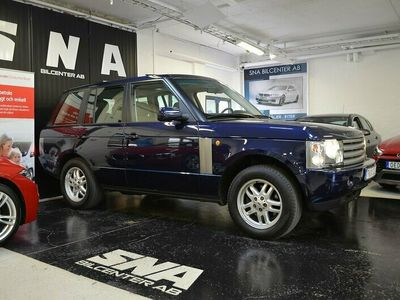 begagnad Land Rover Range Rover 4.4 V8 4WD Automat 286hk DRAG