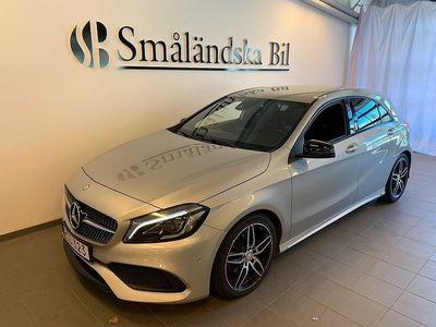 begagnad Mercedes A200 d 7G-DCT AMG Sport Euro 6 136hk