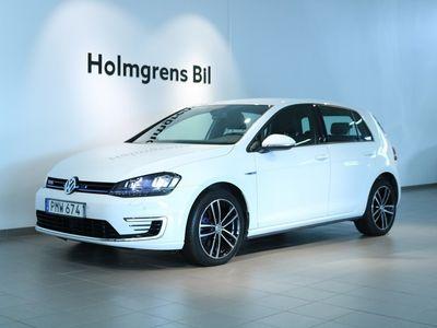 begagnad VW Golf VII 1.4 Plug-in-Hybrid, Värmare