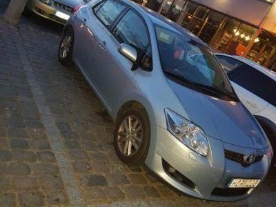 used Toyota Auris -08