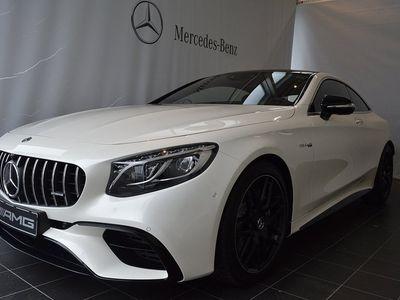 usata Mercedes S63 AMG SAMG 4MATIC+ Coupé -18