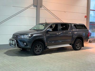 begagnad Toyota HiLux 2016, Transportbil 310 000 kr