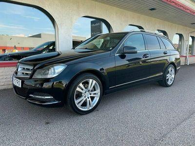 begagnad Mercedes C220 T CDI BE Aut 7G-Tronic Plus Avantgarde BlueEFFICIENCY Uttagen J