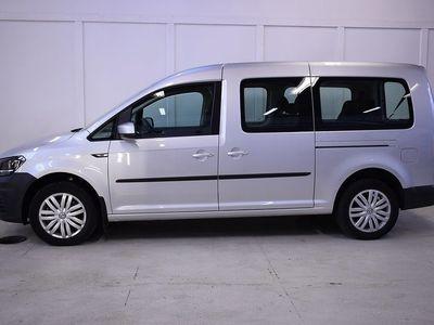 begagnad VW Caddy Maxi Life 2.0 TDI BlueMotion -16