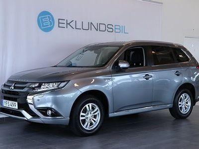 usata Mitsubishi Outlander P-HEV 2.0 Hybrid 4WD Fleet Edt (281hk)