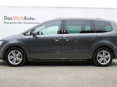 begagnad VW Sharan TDI 184 DSG 4M Premium / P-värmare