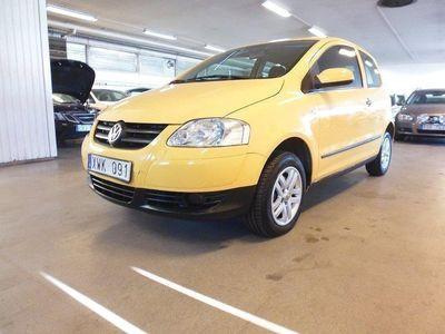 begagnad VW Fox 3-dörrar 1.2 Comfort 54hk