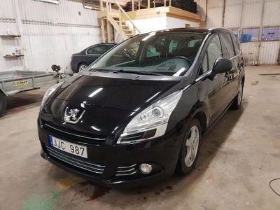 begagnad Peugeot 5008 1.6 HDi FAP EGS 111hk