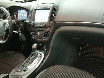 begagnad Opel Insignia 2.0 CDTI ECOTEC 4x4 Sports Tourer (163hk)