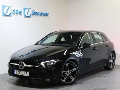 begagnad Mercedes A180 136hk Advantage Aut, Nav
