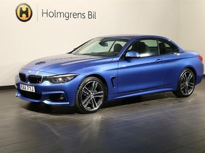begagnad BMW 430 i xDrive M-Sport Cabriolet Innovation