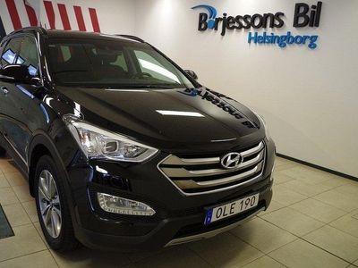 begagnad Hyundai Santa Fe 2.2 CRDi 4WD 2015, SUV 219 000 kr