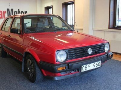 used VW Golf 5-dörrar 1.8 Automat 90hk -90
