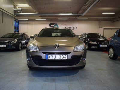 begagnad Renault Mégane GrandTour 1.6 E85 110hk