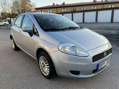 begagnad Fiat Punto 5Dr 1.4 Dynamic 77Hk Nybesiktad
