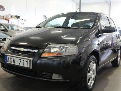 begagnad Chevrolet Kalos 5-door 1.2 S-TEC 72hk,OBS 10000 MIL,FIN BIL