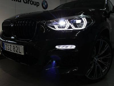begagnad BMW X4 30i xDrive M-Sport Innovation Edition -19