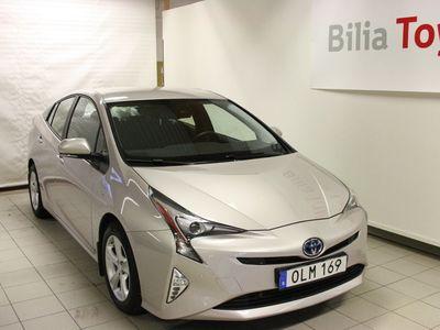 begagnad Toyota Prius Hybrid 1,8 EXECUTIVE JBL GPS VINTERHJUL