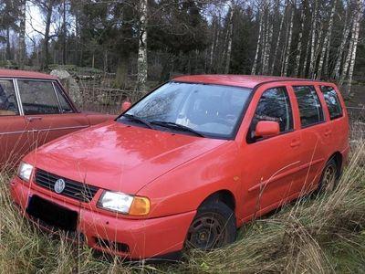 begagnad VW Polo Variant - reservdelsbil