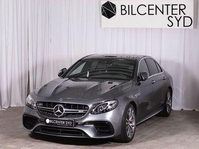 begagnad Mercedes S63 AMG AMG E4MATIC+ 612hk EURO6
