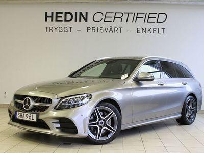 begagnad Mercedes 220 - Benz CAMG, Värmare, Adaptiv farthållare,