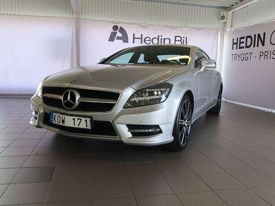 begagnad Mercedes CLS350 AMG-Line
