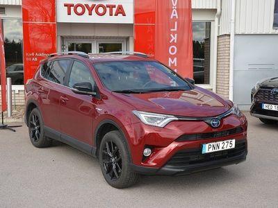 begagnad Toyota RAV4 Hybrid AWD X-Edt (GPS,Dragkrok)