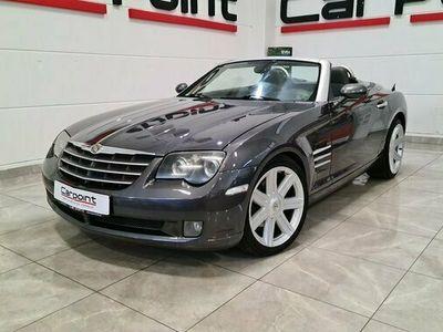 begagnad Chrysler Crossfire Roadster 3.2 V6 Automat Cabriolet 2006, Personbil Pris 119 900 kr