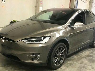 begagnad Tesla Model X 90D 423HK AWD 6-Sits
