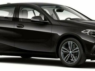 begagnad BMW 118 i 5-dörrar