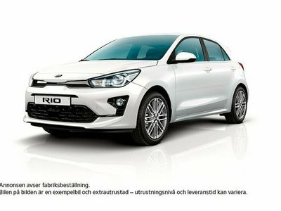 begagnad Kia Rio 1.0 T-GDI Euro 6 100hk Advance