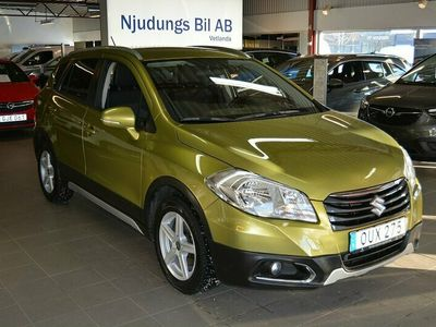 begagnad Suzuki SX4 S-Cross Exclusive 120hk