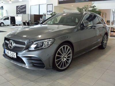 brugt Mercedes 220 C-Klassd Demo, AMG, Premiumpaket, Värmare, Drag