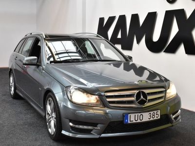 begagnad Mercedes C250 T CDI 4MATIC BlueEFFICIENCY 7G-Tronic Plus, 204hk***