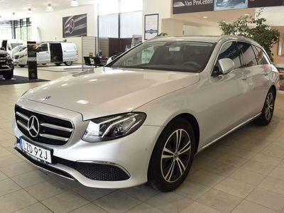 brugt Mercedes 200 E-Klassd Kombi Fleet Demo, Värmare, drag
