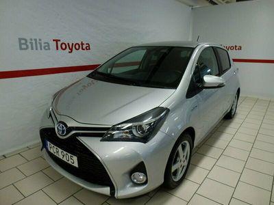 begagnad Toyota Yaris Hybrid 1.5 5-D INTENSE EDITION