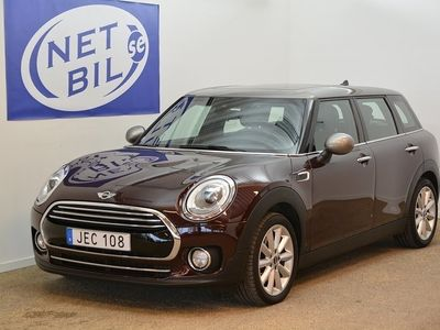 begagnad Mini Clubman D Chili Head Up Skinn