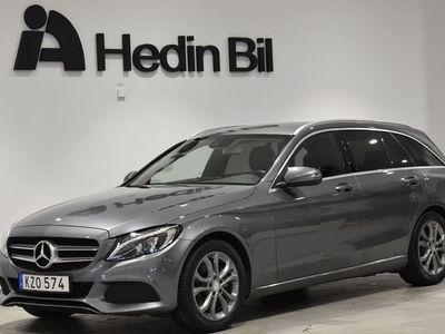 brugt Mercedes C200 7G-Tronic Plus