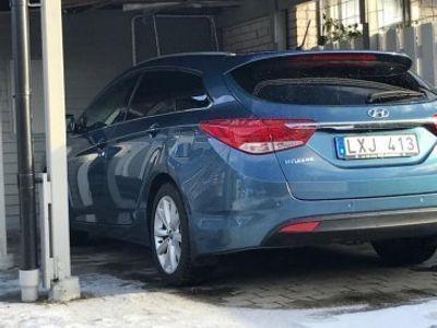 begagnad Hyundai i40 CRDi Aut -12